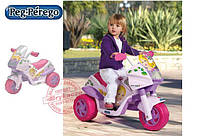 Электромобиль Мотоцикл Raider Princess Peg Perego Iged0917