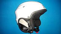 Горнолыжный ( бордический ) шлем X-Road белый.