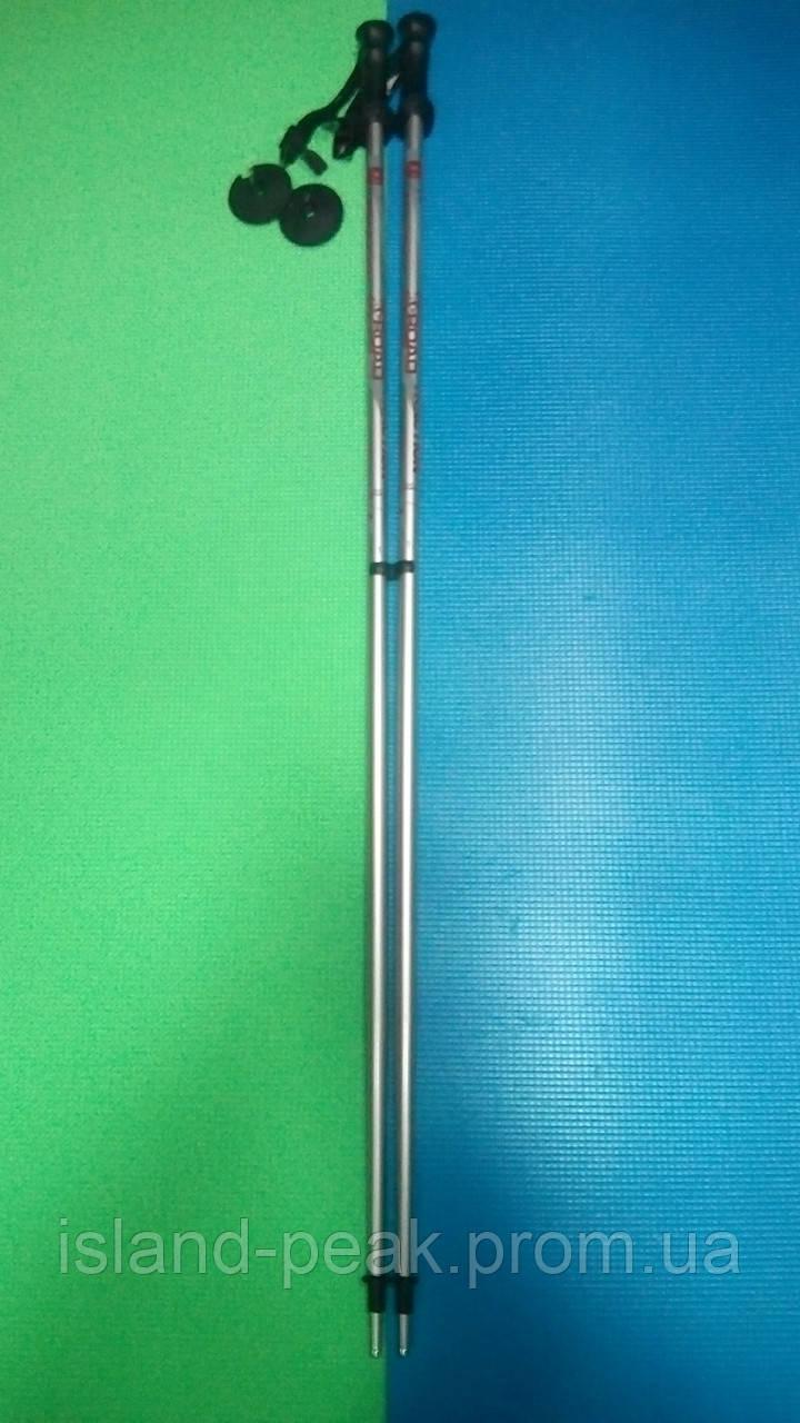 Палки горнолыжные X - Road 135 см.