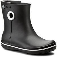 Резиновые сапоги CROCS - Jaunt Shorty Boot W 15769 Black