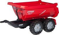 Прицеп на трактор Rolly toys 123230