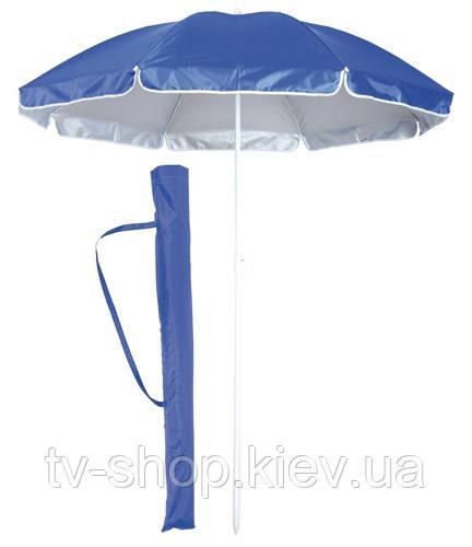 Зонт пляжный с наклоном 2 м ( в чехле)