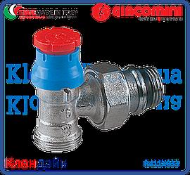 Giacomini термостатический клапан угловой 1/2Х16