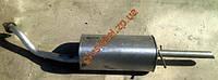 Глушитель ДЭУ Ланос - Сенс (Daewoo Lanos - Sens) (05.09) Польша Polmostrow алюминизированный