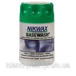 Nikwax Base Wash 150ml (cредство для стирки синтетики,нижнего белья и термобелья)