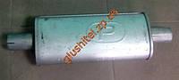 Резонатор Москвич 2141 (36.03) закатной Польша Polmostrow алюминизированный