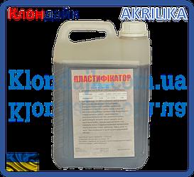 Пластификатор для теплого пола Akrilika 5 литров