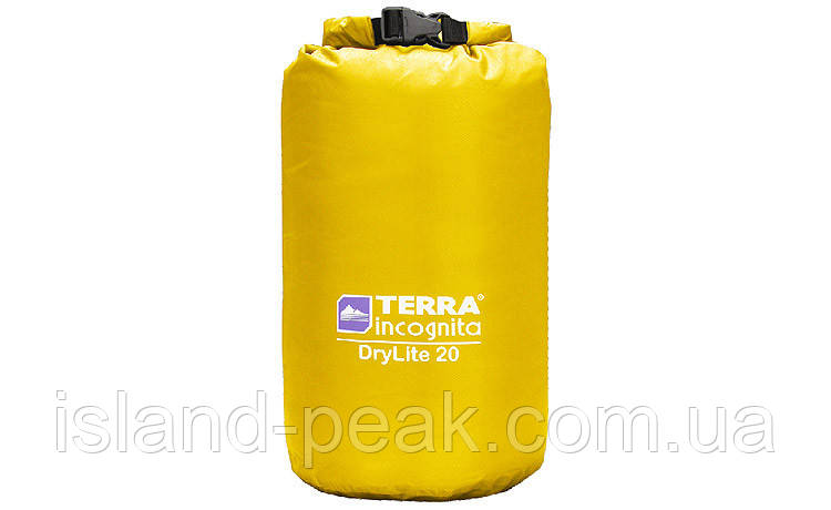 Гермомешок DryLite 20L (Terra Incognita)