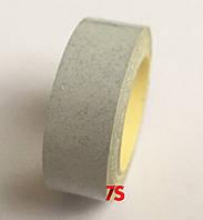Светоотражающая лента на самоклейке, 20х1245 мм, белый