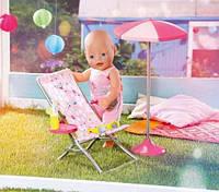 Набор аксессуаров для отдыха куклы Baby Born Zapf Creation 822395