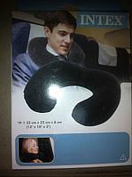 """Подушка надувная универсальная (автомобильная) на шею """"Intex"""""""