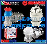 Giacomini Комплект для подключения радиаторов, угловой 1/2Х16