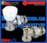 Giacomini комплект для подключения радиаторов, угловой 1/2