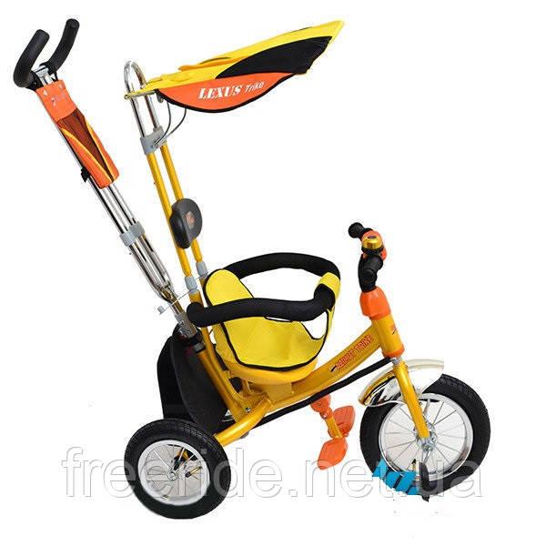 Детский трехколесный велосипед Azimut Trike BC-15B большое колесо