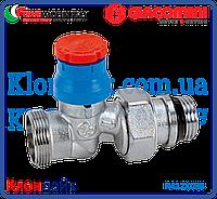 Giacomini термостатический клапан прямой 1/2Х16