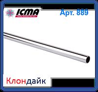 Icma Внешняя стальная трубка 15мм, для внешнего однотрубного подключения.