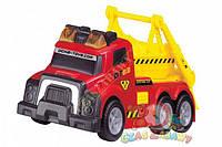 Машинка Городской Грузовик с Контейнером Функциональный Dickie Toys 9113580K