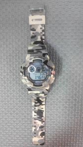 Часы наручные CASIO G-SHOCK GA-100.