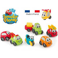 VROOM Planet весёлые Автомобили SMOBY 120209