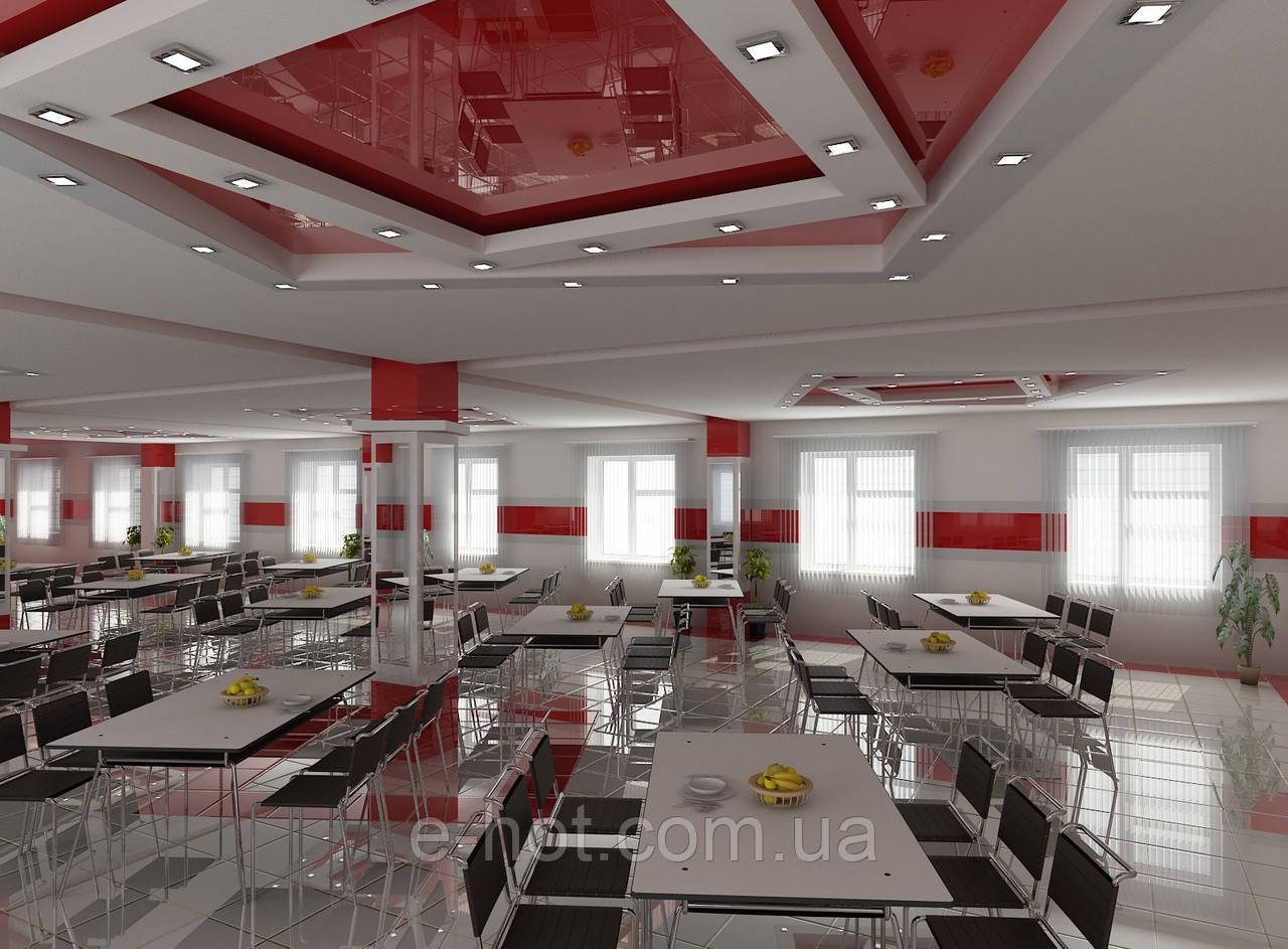 Дизайн проект ресторана, Ресторан 2