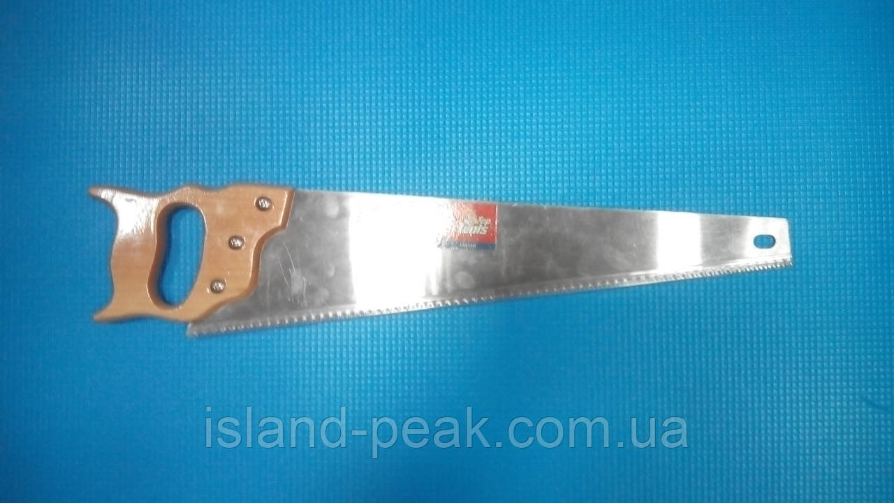 Ножовка ( пила ) по дереву Top Tools 10A550 500 мм.