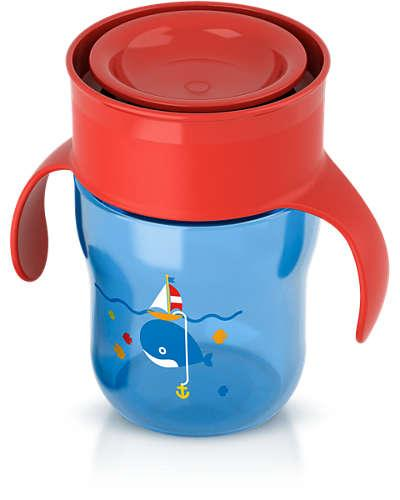 AVENT Перша Доросла чашка з клап. 260мл SCF782/20 NEW