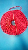 """Верёвка """"Крокус"""" статика цветная 10 мм."""