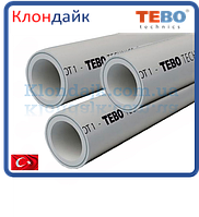 PPR Tebo труба армированная алюминием Stabi (зачистная) D 25