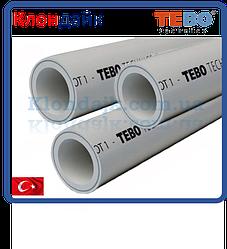PPR Tebo труба армированная алюминием Stabi (зачистная) D 32