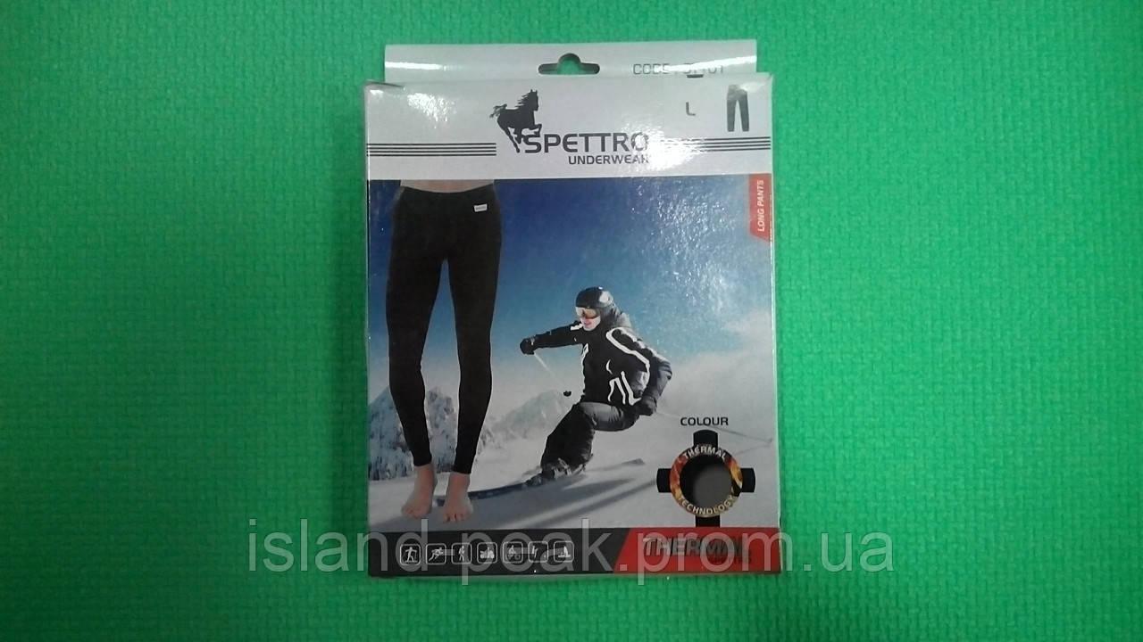 Термобельё SPETTRO штаны - кольсоны, размер XXL.