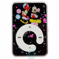 MP3 плеер Mickey Mouse черный