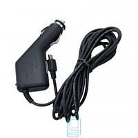 АЗУ Mini USB для регистратора и GPS навигатора 5V 1.5A шнур 3.5м