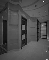 Дизайн-проект, Коридоры