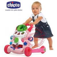 Ходунки игровой развивающий центр Первые шаги Chicco 652612