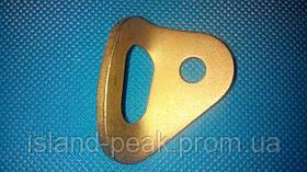 Шлямбурное ухо Vertical ( нержавеющая сталь ).