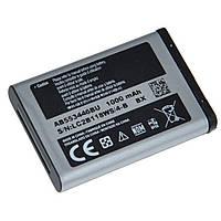 Аккумулятор к телефону Samsung AB553446BU 1000mAh