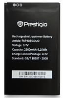 Аккумулятор к телефону Prestigio PAP4055 2500mAh