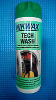 Средство для стирки изделий с водоотталкивающими свойствами NIKWAX Tech Wach ( 300 мл ).