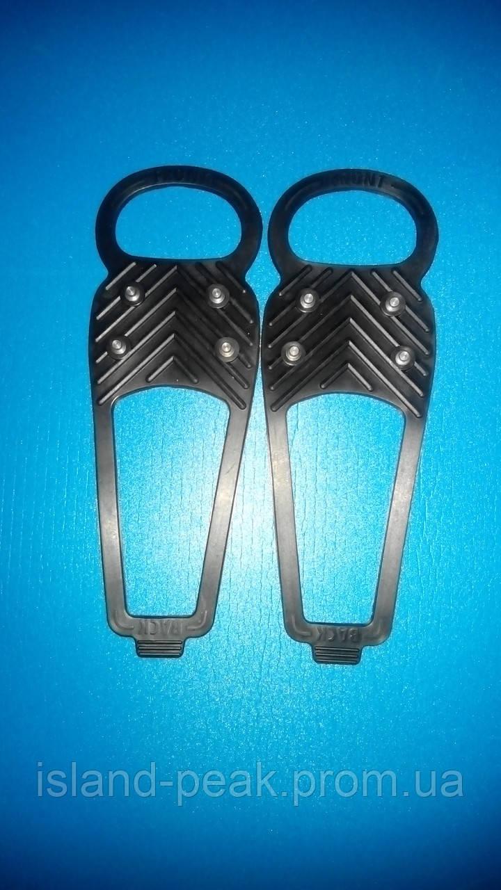 Накладки на обувь Ice Walker ( против скольжения ).