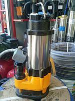 Насос погружной дренажный для грязной воды WQ 180 высота подъема воды 9 м