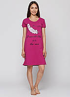 Платье женское цвета фуксии