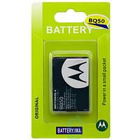 Аккумулятор Motorola BQ50 850 mAh для w450, w233 A класс