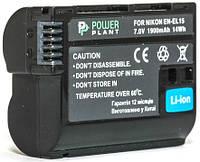 Аккумулятор PowerPlant Nikon EN-EL15 1900mAh