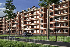 Проект многоэтажного дома, Дом Немешаево