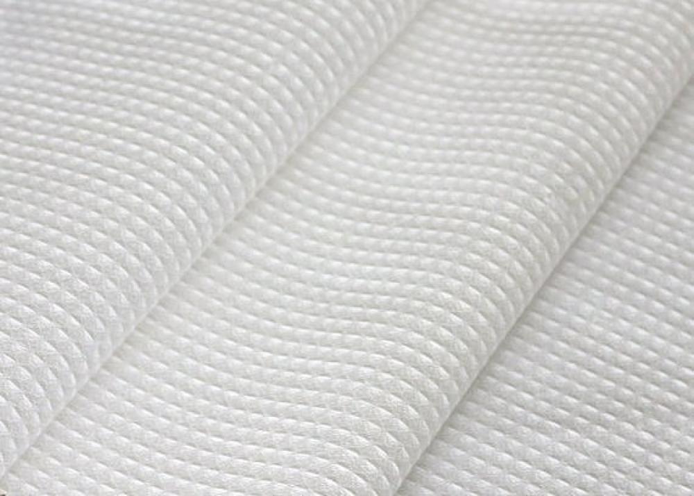 Отбеленное вафельное полотенце ТМ Ярослав