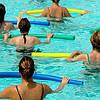 Акванудлс 70 мм, 1.5 м ( аквапалка для плавания в бассейне )., фото 2