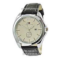 Часы Tommy Hilfiger B95 Black-Silver