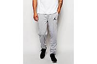 Спортивные штаны Jordan (светло-серый)