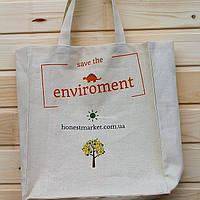 Модные эко-сумки из хлопка (выбирайте любой рисунок) 38х33х15