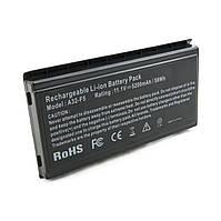 Аккумулятор к ноутбуку Asus F5 (A32-F5) 5200 mAh Extradigital